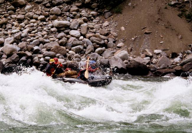 Read more about the article Aka – rafting na Syberii