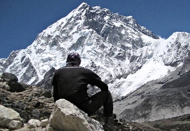 Read more about the article Himalaje – pierwszy polski trawers Mount Everest
