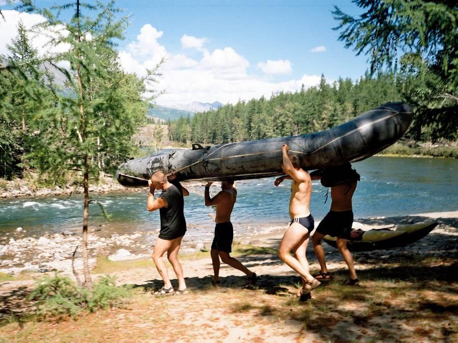Ostoja szamana-Aka rafting na syberii (15)