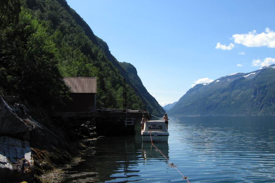 Ostoja szamana-Fiordy Norwegia (11)