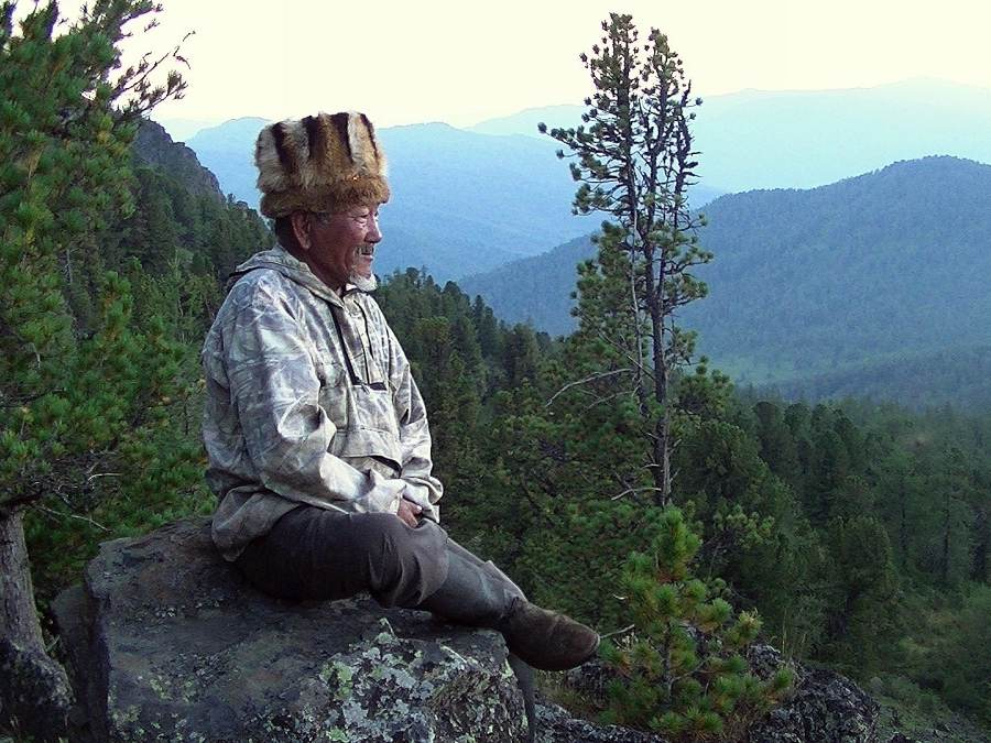 Ostoja szamana-Syberia w poszukiwaniu szamanów (1)