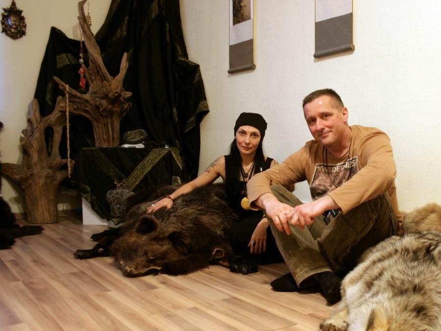 Ostoja szamana-Syberia w poszukiwaniu szamanów (21)