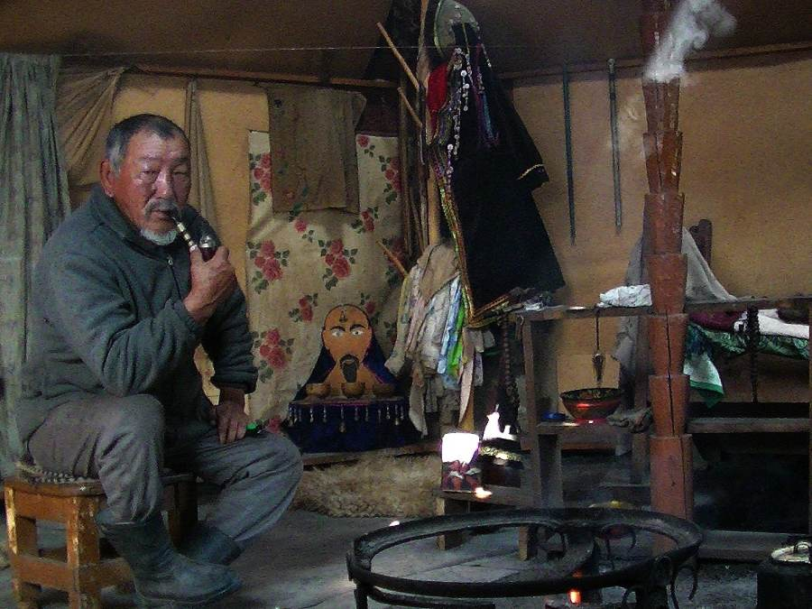 Ostoja szamana-Syberia w poszukiwaniu szamanów (24)