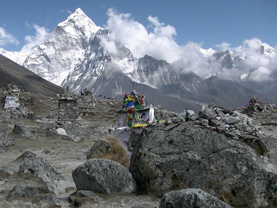 Ostoja szamnana-Himalaje Mont Everest (15)