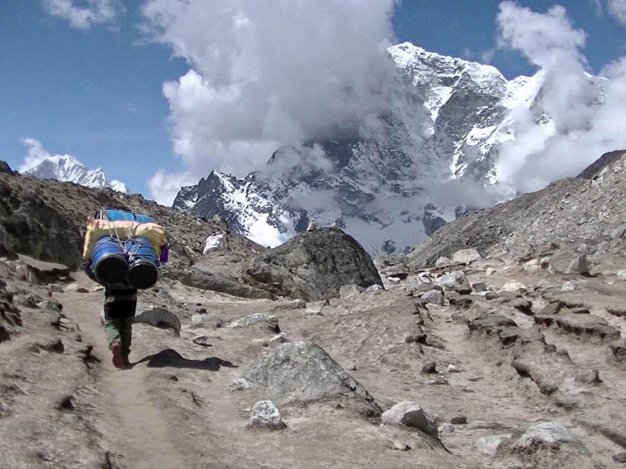 Ostoja szamnana-Himalaje Mont Everest (19)