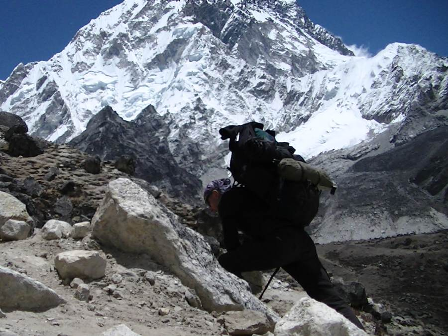 Ostoja szamnana-Himalaje Mont Everest (20)