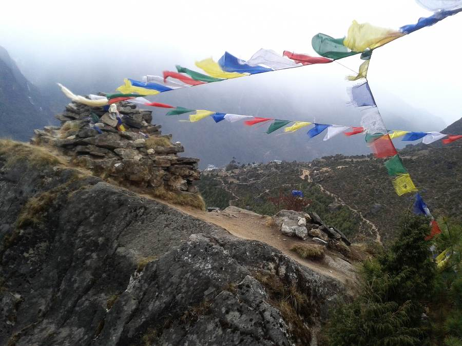 Ostoja szamnana-Himalaje Mont Everest (3)