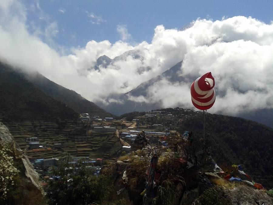 Ostoja szamnana-Himalaje Mont Everest (6)