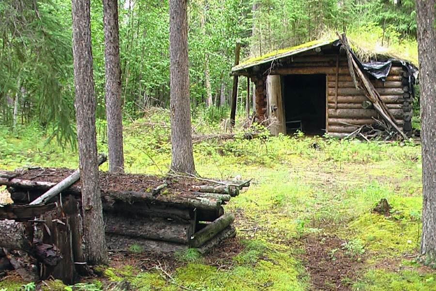 Ostoja szamana-Alaska -w pogoni za misiem (2)
