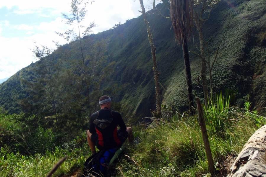 Ostoja szamana-Irian Jaya – samotnie wśród ludożerców (12)