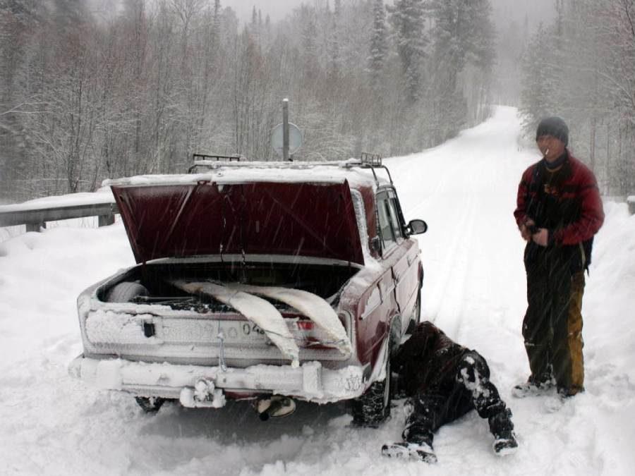 Ostoja szamana-Syberia zimą Żopa Mira (13)