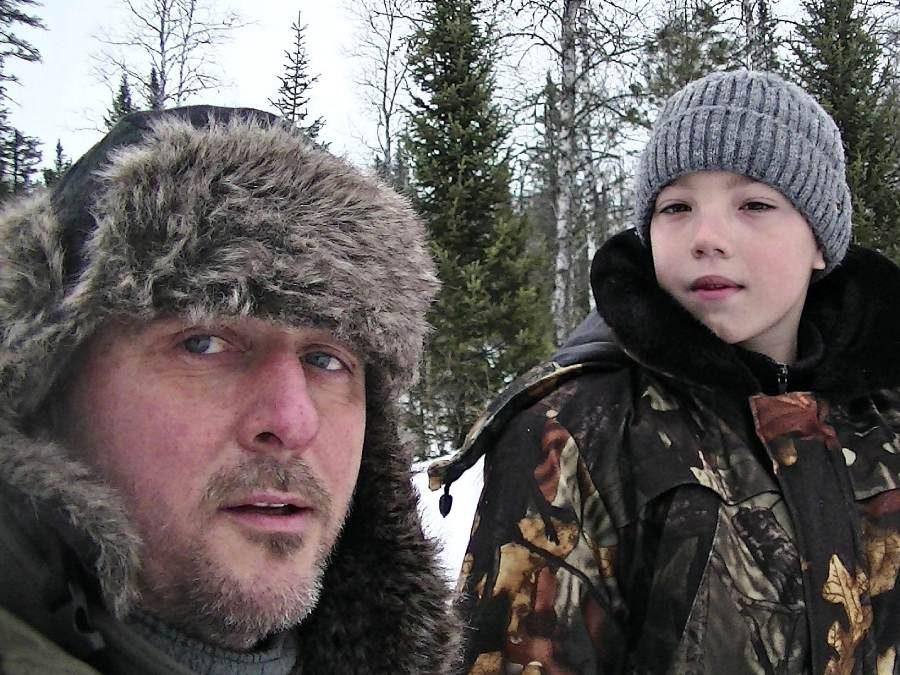 Ostoja szamana-Syberia zimą Żopa Mira (4)